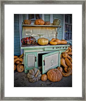 Country Store Framed Print by Boyd Alexander