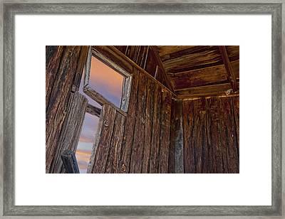 Craftsmanship Framed Print by Kelley King