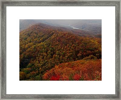 Cumberland Gap 2 Framed Print