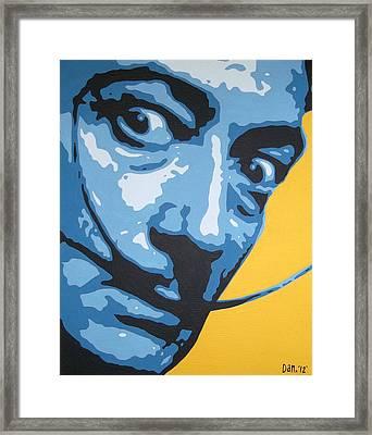 Dali Framed Print by Dan Carman