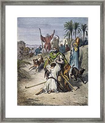 Dor�: Prodigal Son Framed Print by Granger