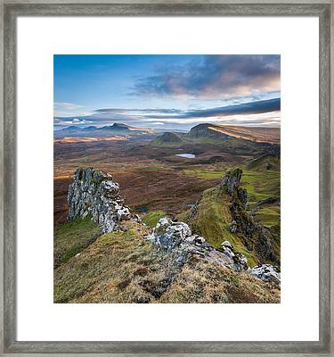 Dreamland 2 Framed Print