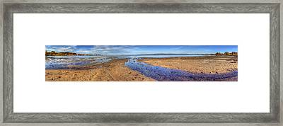 East Grand Traverse Bay Framed Print by Twenty Two North Photography
