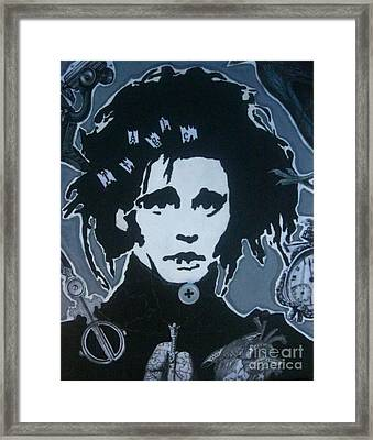 Edward's Tragedy Framed Print