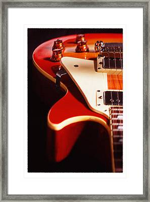 Electric Guitar I Framed Print
