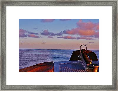 Endless Possibility Framed Print