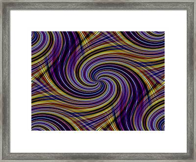 Eos No.1 Framed Print by Danny Lally