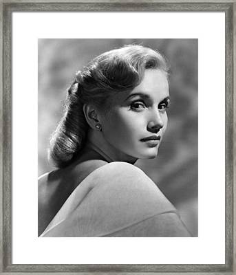 Eva Marie Saint, Ca. 1950s Framed Print