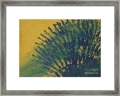 Fanfare Framed Print