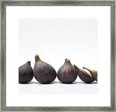 Figs Framed Print by Bernard Jaubert