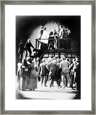 Film: Intolerance, 1916 Framed Print by Granger