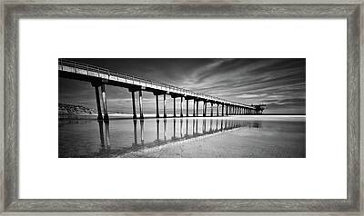 Foreshore Framed Print by Ryan Weddle