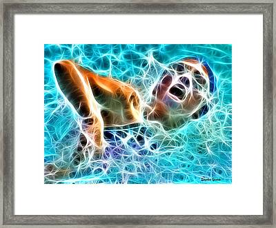 Freestyle Framed Print by Stephen Younts