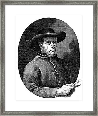 Fr�re Jacques Beaulieu, French Framed Print by Science Source