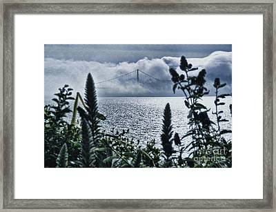 Golden Gate Bridge - 1 Framed Print