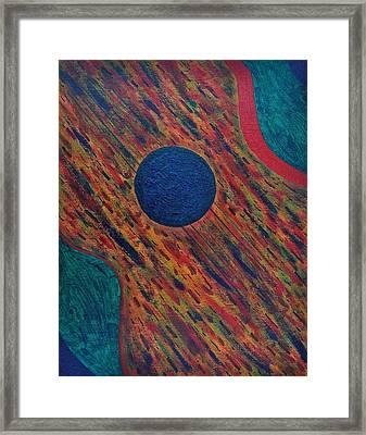 Guitorso Framed Print