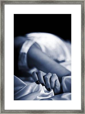 Hand Framed Print by Joana Kruse