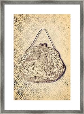 Handbag Framed Print