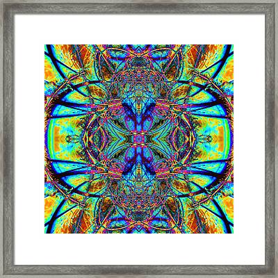 Hearth Framed Print by Christian Allen