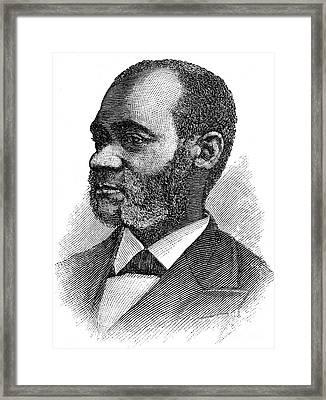 Henry Highland Garnet Framed Print by Granger