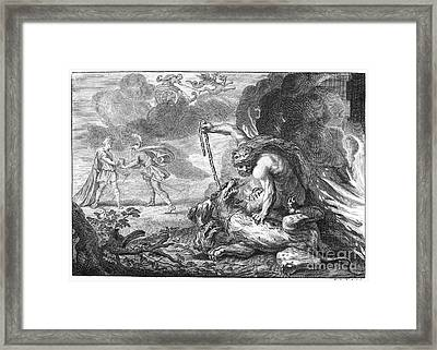 Hercules Framed Print by Granger