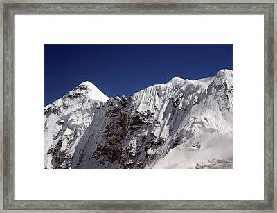 Himalayan Landscape Framed Print by Pal Teravagimov Photography