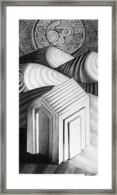 Home Alone Framed Print