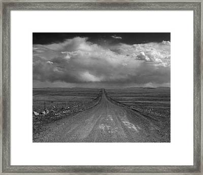 Home On The Range.. Framed Print by Al  Swasey