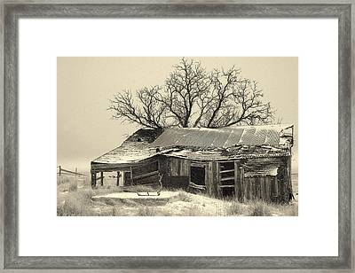 Home Sweet Home.. Framed Print by Al  Swasey