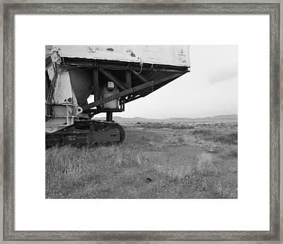 Huron-king Vacuum Chamber Framed Print by Jan W Faul