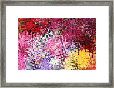 Imagine The Possibilities Framed Print by Carol Groenen