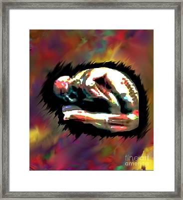 Incubation Framed Print by Vicki Lynn Sodora