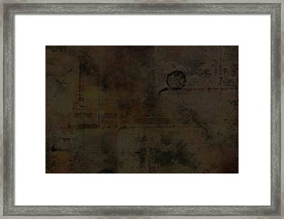 Industrial Framed Print by Christopher Gaston