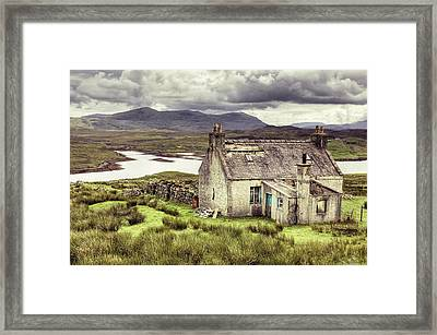Isle Of Lewis Framed Print