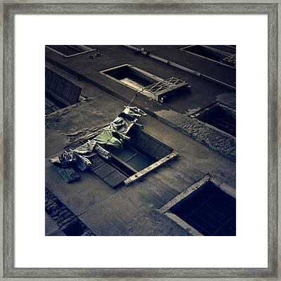Italy Framed Print by Joana Kruse