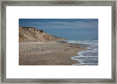 Jalama Beach Framed Print by Ken Wolter