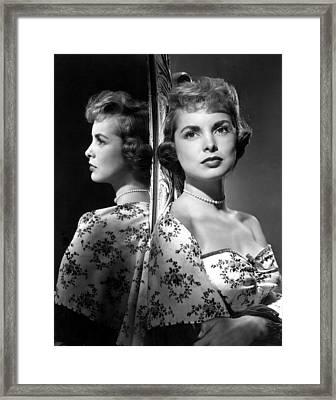 Janet Leigh Framed Print by Everett