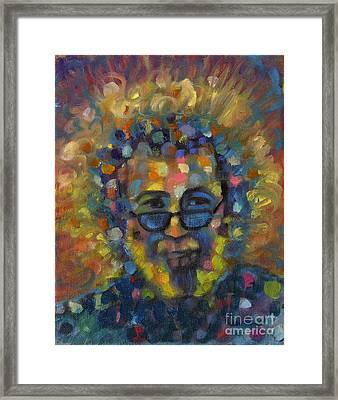 Jerry 2 Framed Print by Pam Baker