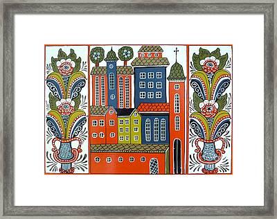 Jerusalem Framed Print by Leif Sodergren