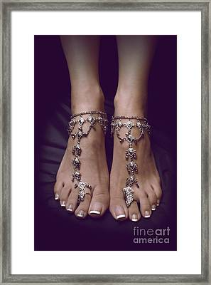 Jewels Framed Print by Tos Photos