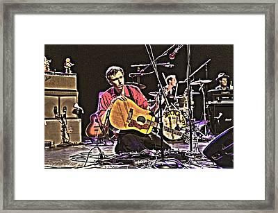 Joel Plaskett Framed Print