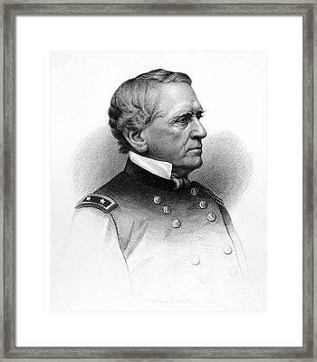 John Dix (1798-1879) Framed Print by Granger