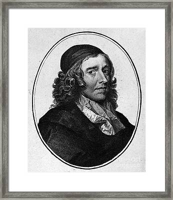 John Owen (1616-1683) Framed Print