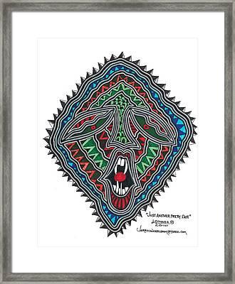 Museum Art Framed Print