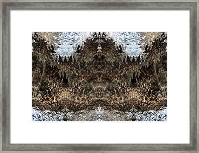 Kathmandu Framed Print by Christopher Gaston