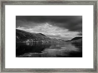 Killary Harbour Framed Print