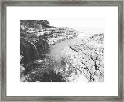 Kings Bath Framed Print