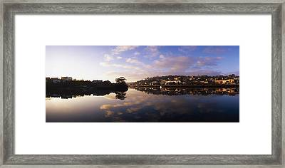 Kinsale Harbour, Co Cork, Ireland Framed Print by The Irish Image Collection
