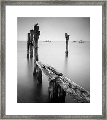 Laguna Veneto Framed Print by Nina Papiorek