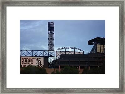 Let's Play Ball Framed Print by Sharon Spade - Kingsbury